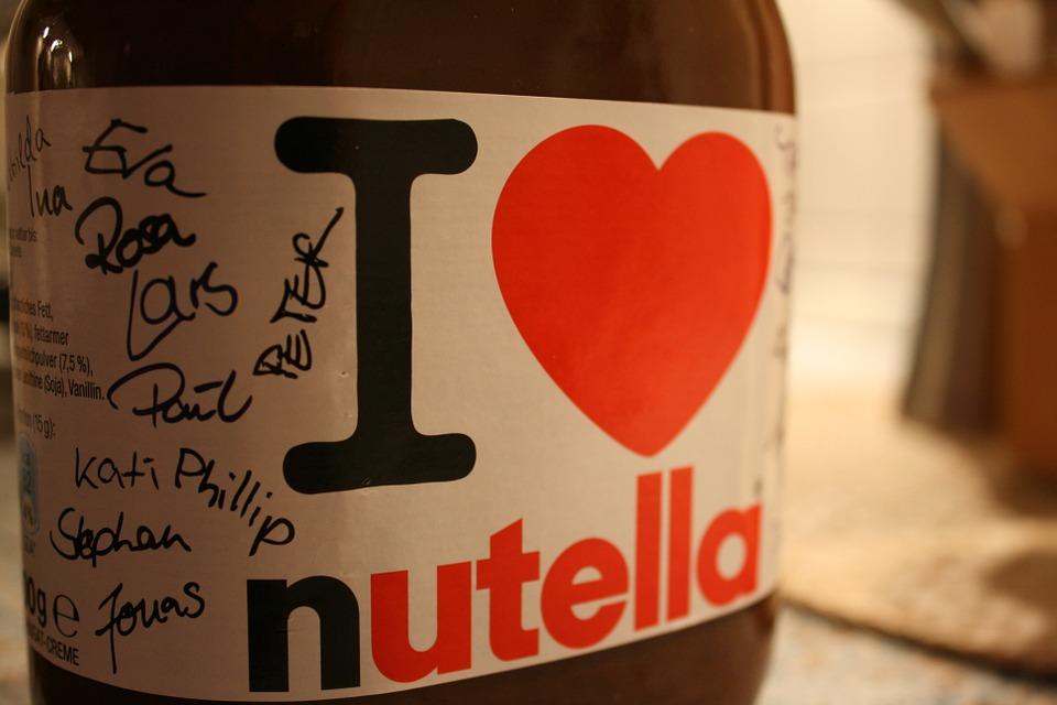 Tanti Auguri Nutella Una Storia Semplice Tutta Made In Italy