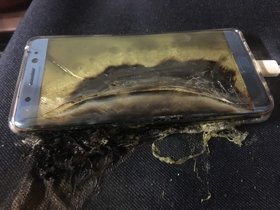 Al via il richiamo di Galaxy Note 7 — Samsung