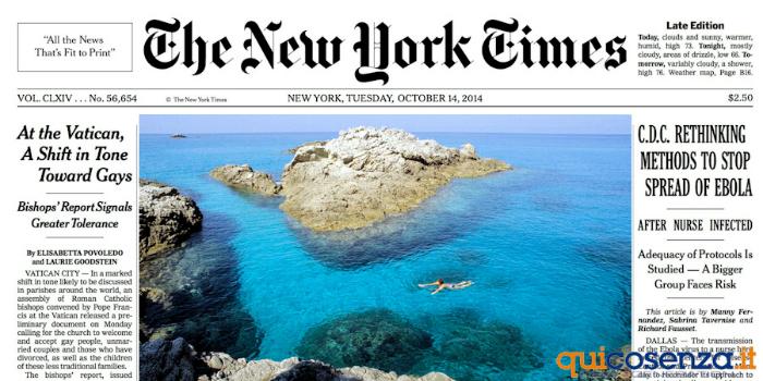 Calabria: meta imperdibile per cibo e neve, rara ma vera!