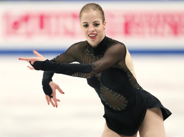 Europei pattinaggio, eterna Carolina Kostner: bronzo a Ostrava!