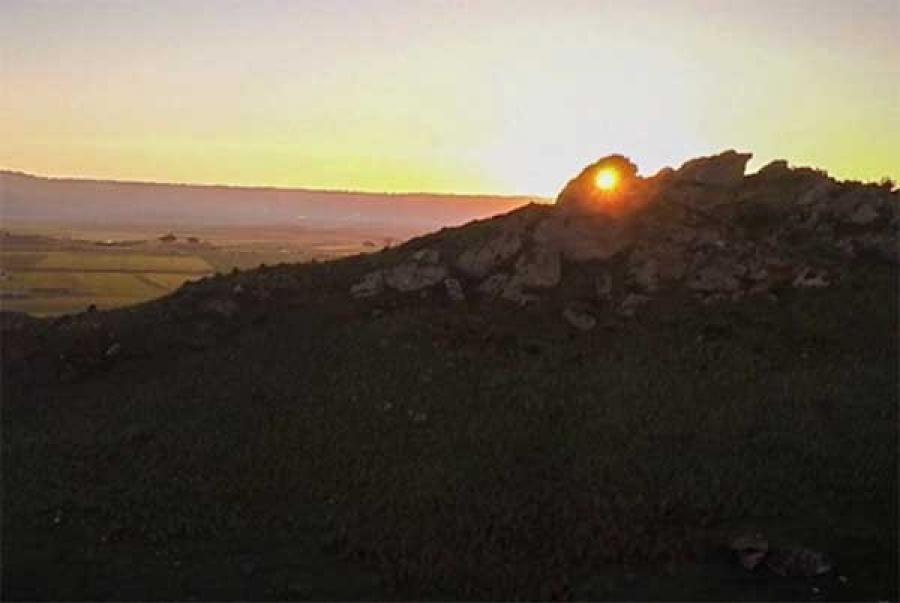 E' in Sicilia, a Gela, la Stonehenge italiana