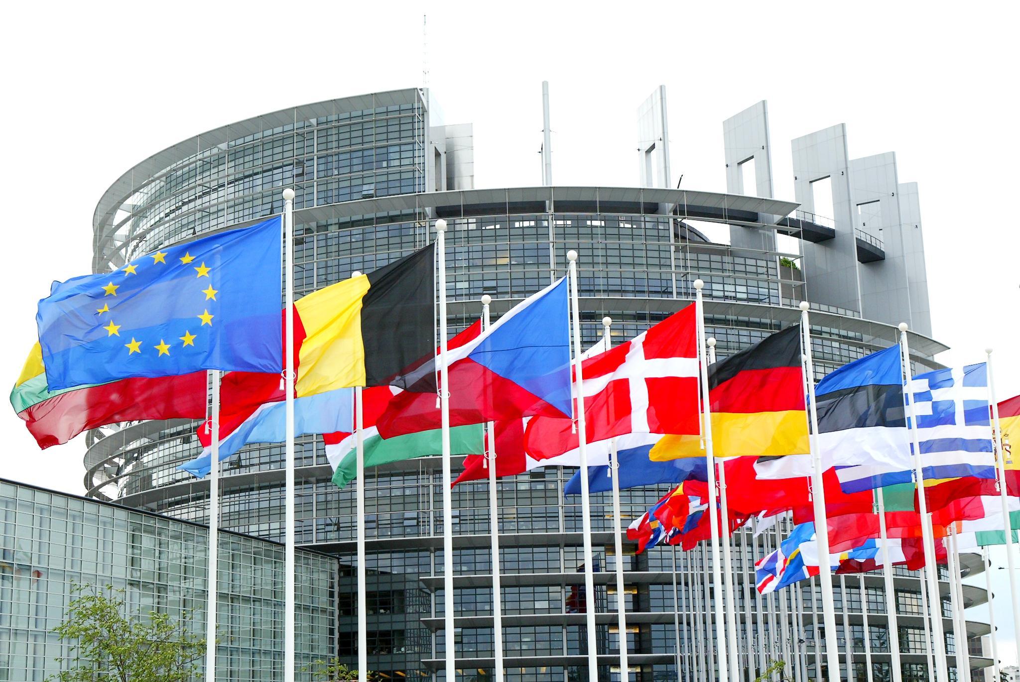 Tajani e Schulz, il passaggio di consegne al Parlamento Ue