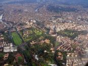Roma terra dei fuochi