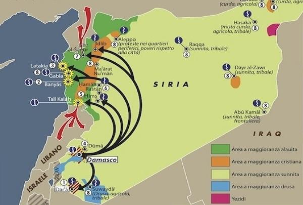 Guerra in Siria: raid su moschea ad Aleppo, 46 morti