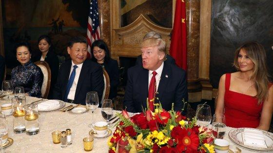 Trump ad Abe: Usa difenderanno alleati dalla Corea del Nord