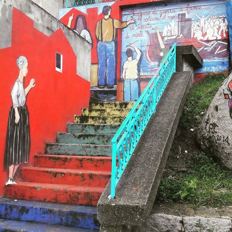 Murales Orgosolo Storia.Orgosolo Il Paese Dei Murales Una Perla Nel Cuore Della