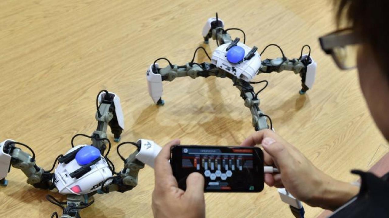 I Robot Contribuiranno Alla Digitalizzazione Dell 39 Uomo